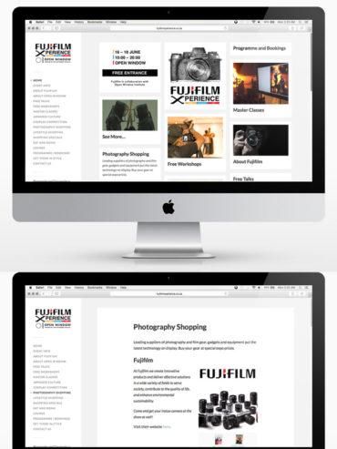 Fujifilm X-Perience Lifestyle Show 2016